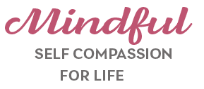 Mindful Self Compassion for life Logo